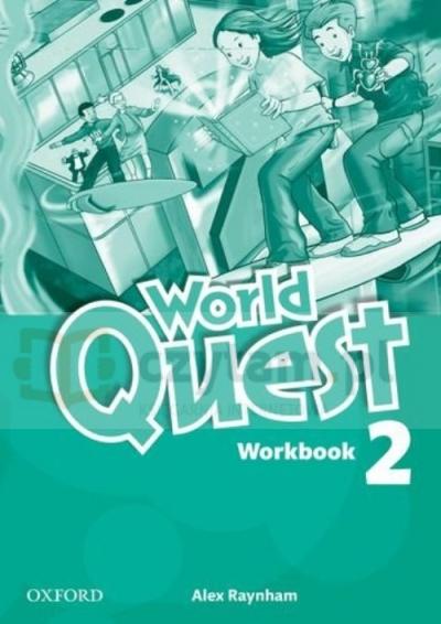 World Quest 2 WB Alex Raynham