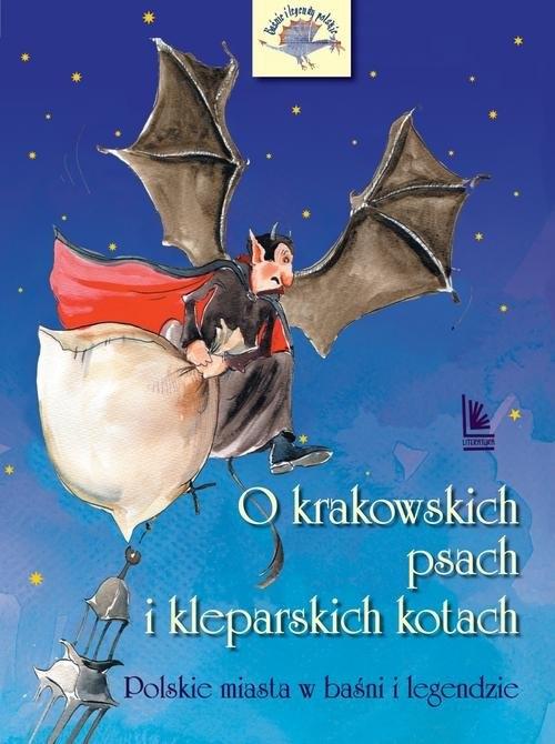 O krakowskich psach i kleparskich kotach Tylicka Barbara