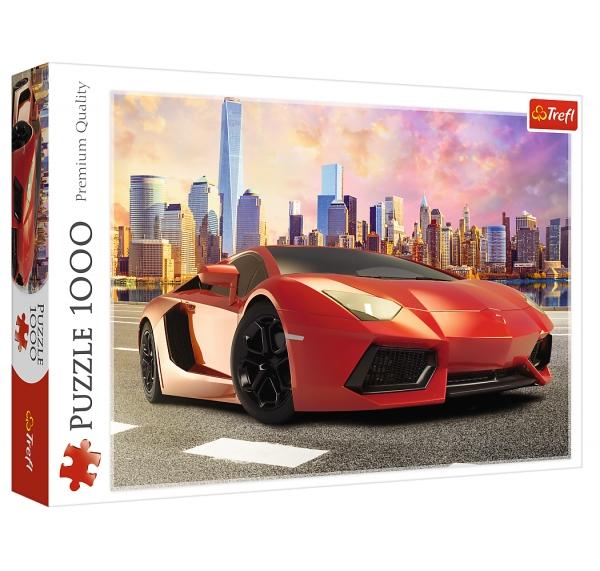 Puzzle 1000: Sunset Ride (10601)