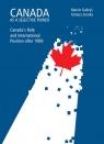Canada as a selective power Canada's Role and International Position after Gabryś Marcin, Soroka Tomasz