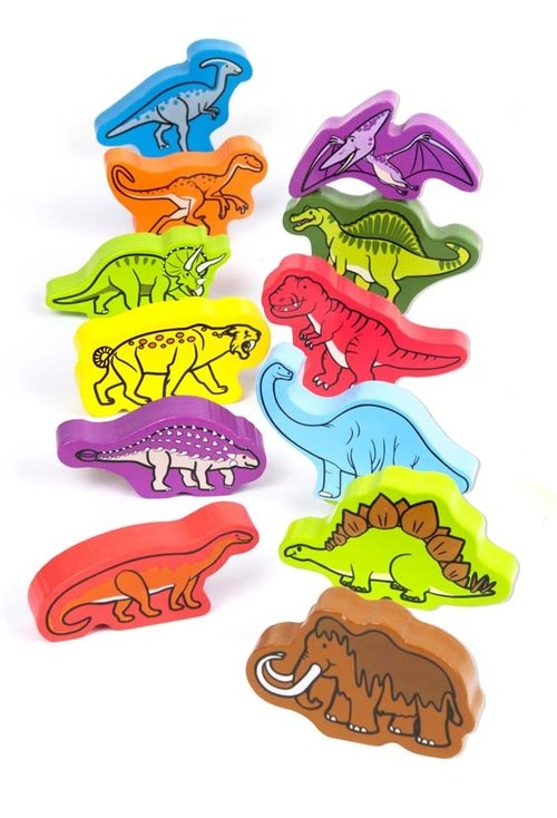Wędrujące dinozaury (E0910)