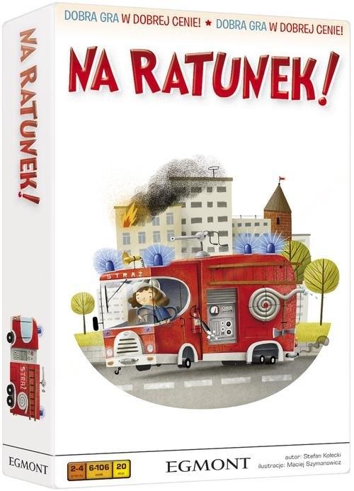 Na Ratunek! (008925) Stefan Kołecki, Maciej Szymanowicz