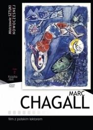 Marc Chagall. Mistrzowie sztuki nowoczesnej +DVD Zofia Sawicka