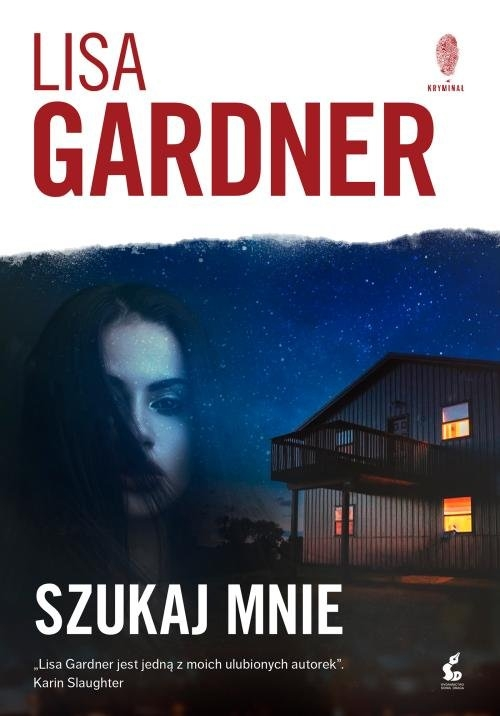 Szukaj mnie Gardner Lisa