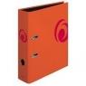 Segregator A4 8cm Fresh Col. pomarańczowy max file