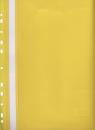 Skoroszyt z perforacją A4 Evo żółty