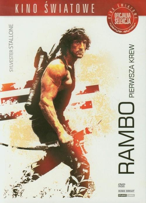 Rambo Pierwsza krew Sylvester Stallone, Michael Kozoll
