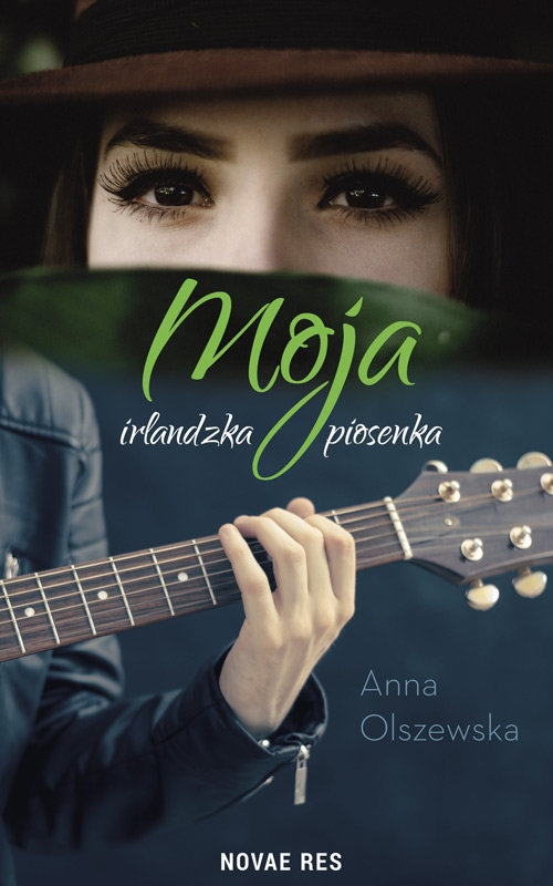 Moja irlandzka piosenka (Uszkodzona okładka) Olszewska Anna