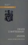 Anonim Księgi, które zową Język Erazm z Rottterdamu