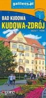 Plan miasta - Kudowa-Zdrój 1:9 000 PL/DE praca zbiorowa