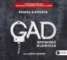 Gad. Spowiedź klawisza  (Audiobook) Kapusta Paweł