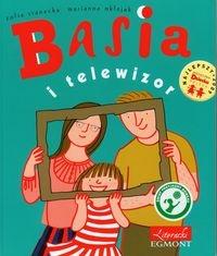 Basia i telewizor Stanecka Zofia, Oklejak Marianna