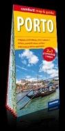 Comfort!map&guide Porto mapa