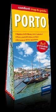 Comfort!map&guide Porto mapa praca zbiorowa