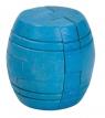 IQ-Test 3D Puzzle Beczka niebieski