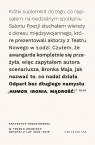W trzech zdaniach Zapiski z lat 2018/2019 Orzechowski Krzysztof