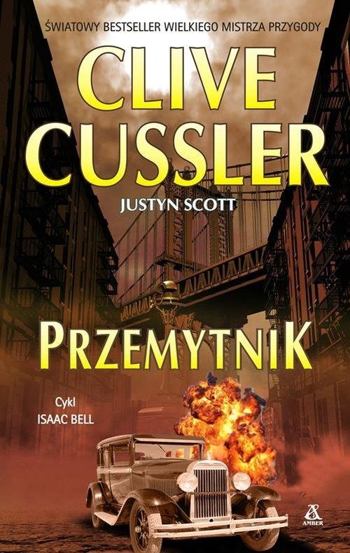 Przemytnik (Uszkodzona okładka) Cussler Clive