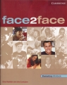 Face2face elementary workbook  Redston Chris, Cunningham Gillie