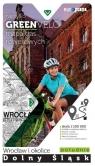 Dolny Śląsk Wrocław i okolice-południe mapa tras rowerowych