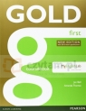 Gold First NEW Coursebook with MyEngLab Jan Bell, Amanda Thomas