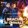 Man of War T.3 Bracia w chwale audiobook Paul H. Honsinger