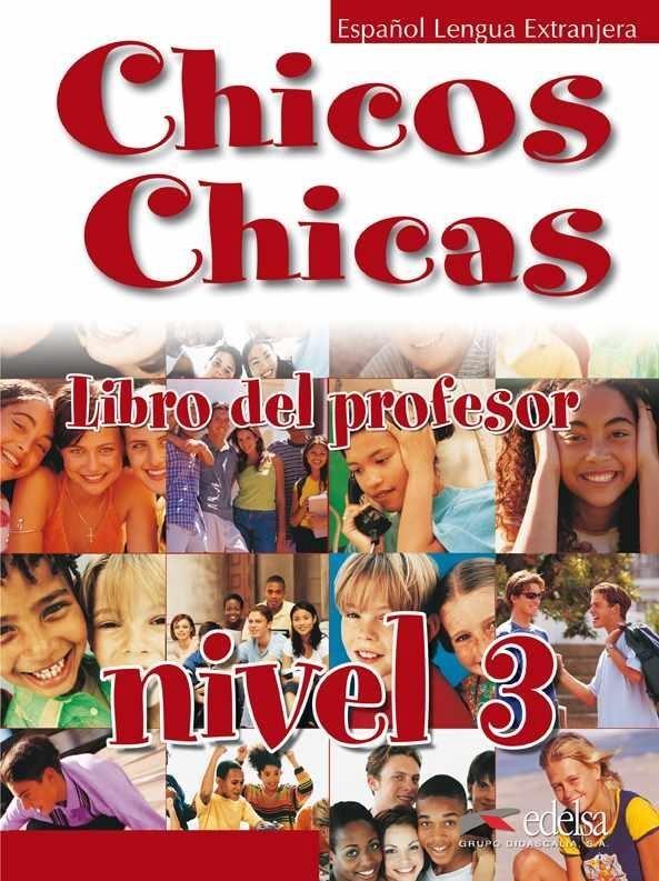Chicos Chicas 3 GIM Podręcznik. Język angielski Palomino Angeles