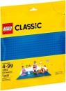 Lego Classic: Niebieska płytka konstrukcyjna (10714)