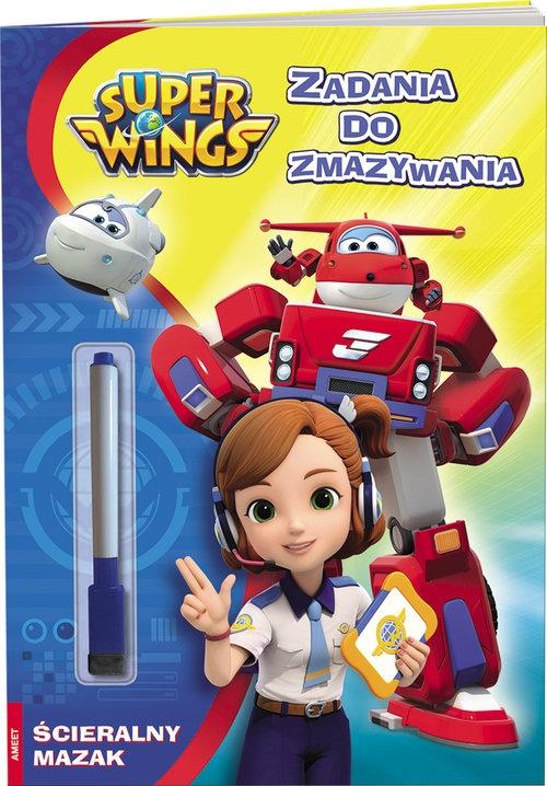 Super Wings Zadania do zmazywania