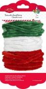 Sznurek Szenilowy 3 kolory (383617)