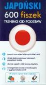 Japoński 600 fiszek Trening od podstaw +CD