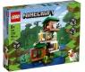 Lego Minecraft: Nowoczesny domek na drzewie (21174)