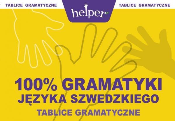 100% gramatyki języka szwedzkiego Kasperek Szymon