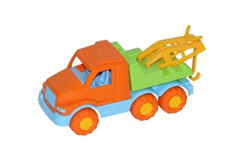 Maxik samochód-ewakuator