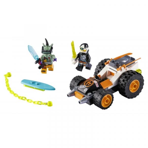 Lego Ninjago: Samochód Cole'a (71706)