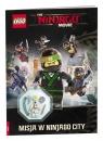 Lego Ninjago Movie Misja w Ninjago Cit/LABE703