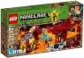 Lego Minecraft: Most płomyków (21154) Wiek: 8+