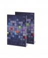 Blok notatnikowy A6/100K kratka Office (10szt)