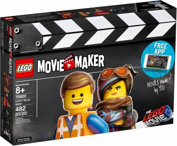 LEGO Movie: Movie Maker (70820)