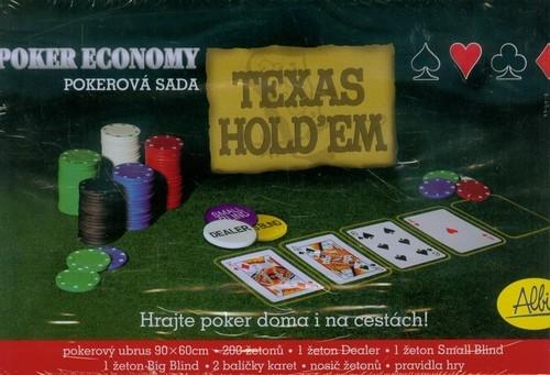 Poker economy. Texas Hold'em (99459)