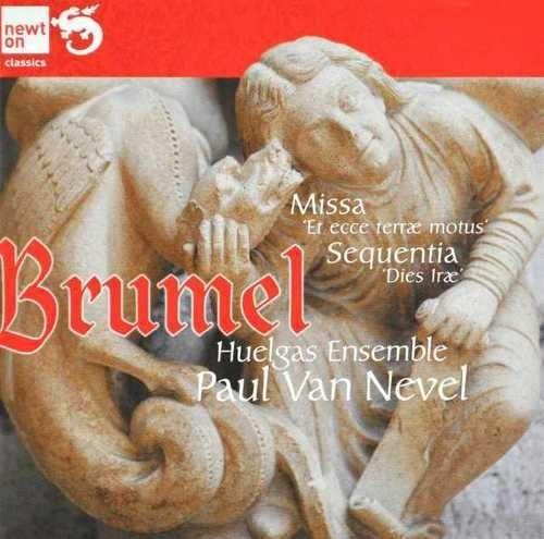 Brumel Missa Et  Ecce Terrae Motus Paul Van Nevel, Huelgas Ensemble