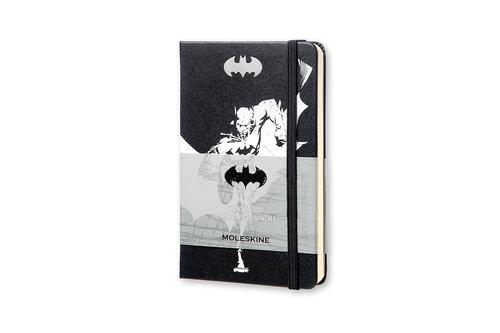 Notes Moleskine Batman gładki