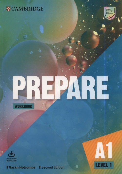 Prepare A1 Workbook Holcombe Garan