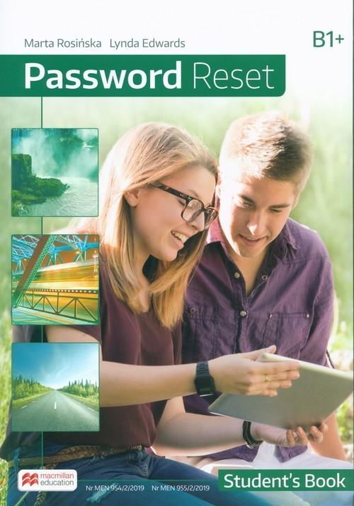 Password Reset B1+ Student's Book Rosińska Marta, Edwards Lynda