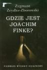 Gdzie jest Joachim Finke