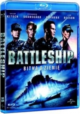 Battleship: Bitwa o ziemię (Blu-Ray)