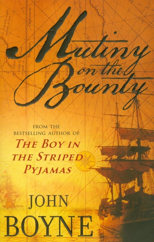 Mutiny on the Bounty Boyne John