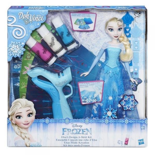 FRZ Lalka z DohVinci Elsa