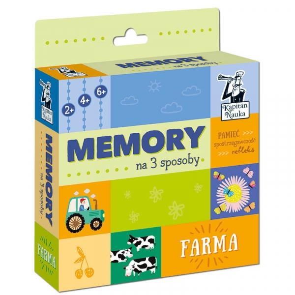 Kapitan Nauka. Memory na 3 sposoby - Farma