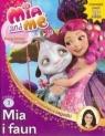 Mia and Me Magiczna księga 1 Mia i faun