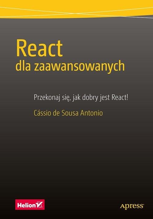 React dla zaawansowanych Cassio de Sousa Antonio